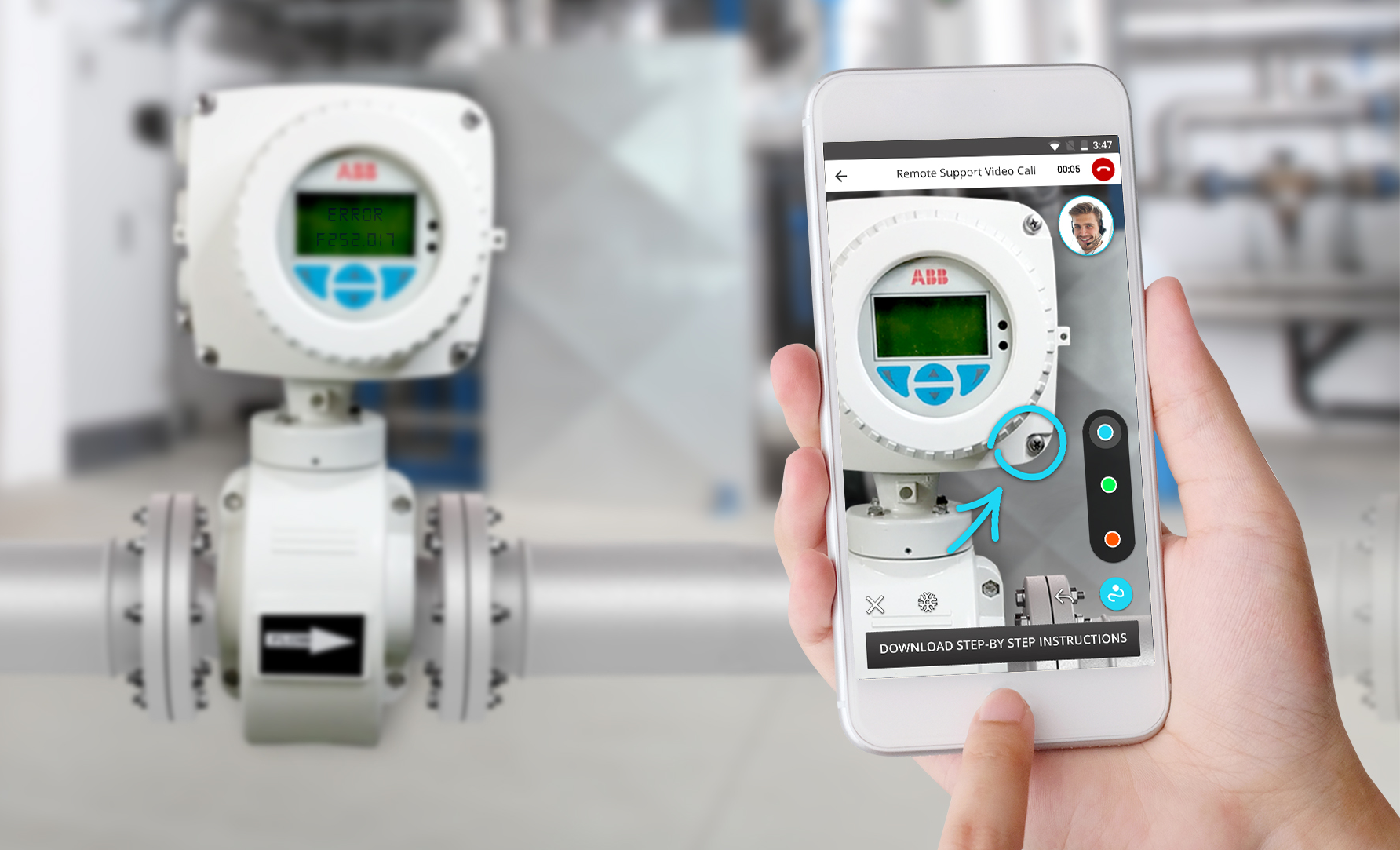 ABB Ability Remote Insights_case study_solution image