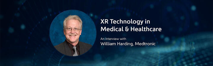 """We now save $30,000 per training"" - William Harding on how AR transforms Medical Device Manufacturing at Medtronic"