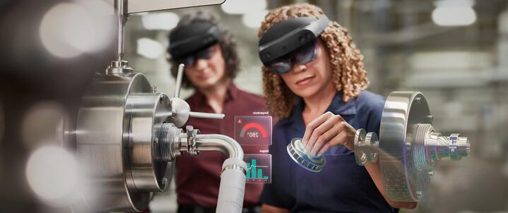IoT and AR in Industrial Manufacturing: How to unleash the Power of Data
