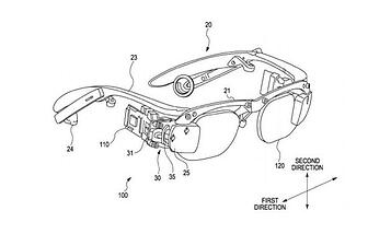 Augmented Reality Datenbrille von Sony