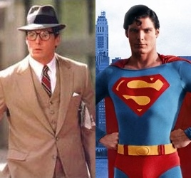Clark Kent VS Superman