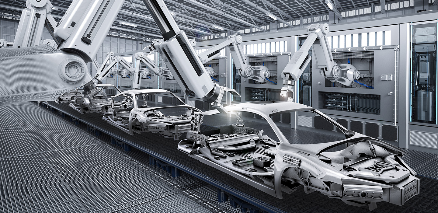 Robots-&-Automotive