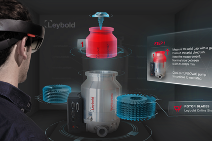 Augmented Reality Platform for Maintenance, Operations and